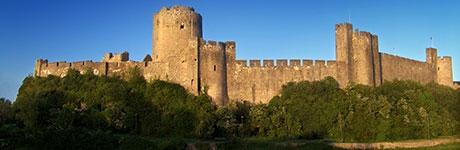 Gezocht: Vlamingen in Zuid-Wales (11de/12de eeuw)