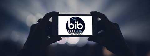 Bib Web Awards 2017
