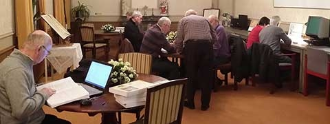 35 jaar familiekunde te Dendermonde