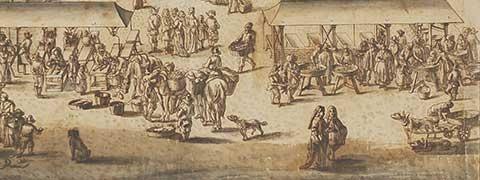 De volkstelling van 1702 in Brussel en omgeving