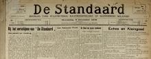 Websites met gedigitaliseerde historische kranten