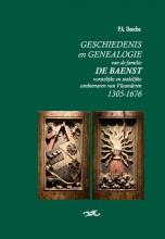 Geschiedenis en genealogie van de familie DE BAENST